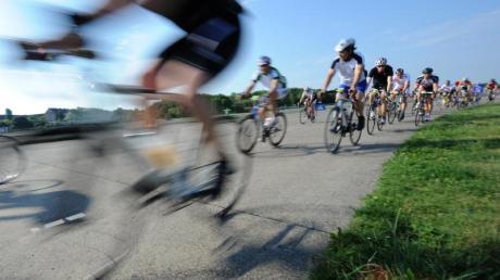 Die Radler im Augsburger Land legten mehr als 450.000 Kilometer beim Stadtradeln zurück.