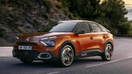 Wie ein Mix aus SUV und Coupé: Der neue Citroën C4 wird vom September an bestellbar sein.