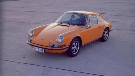 Steht bald ein alter Porsche 911 in Dasing? Möglich ist es, denn ein Depot für diese Schmuckstücke soll in eineinhalb Jahren entstehen.