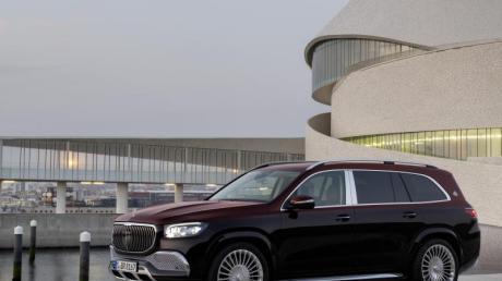 Luxus im SUV-Format:Mit dem Maybach GLS setzt nun auch Mercedes in der Oberklasse auf ein Geländemodell.