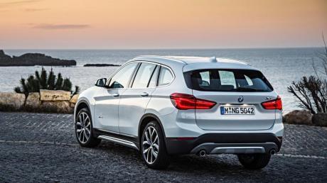 Klappe zu und gut: Vom SUV-Boom profitiert der kompakte X1 von BMW auch als Gebrauchtwagen, dem Experten gute Noten bescheinigen.