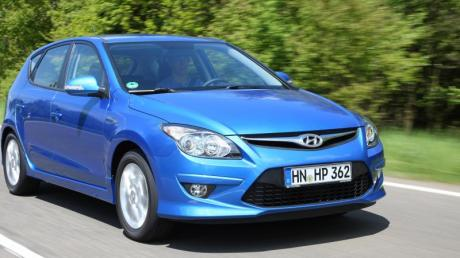 Kompakter Koreaner: Der Hyundai i30 hat sich als verlässliche Größe in der Golf-Klasse etabliert.
