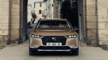 Bonjour DS: Die Citroën-Schwester bringt ihr neues Modell DS4 voraussichtlich im vierten Quartal 2021 auf die Straßen.