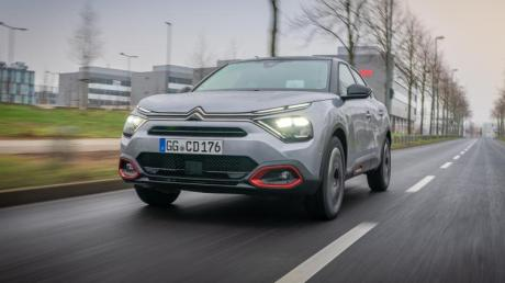 Einer für alle: Im Citroën C4 stecken nicht nur Coupé und SUV zugleich, auch die große Auswahl an Antriebsarten bedient viele Vorlieben.