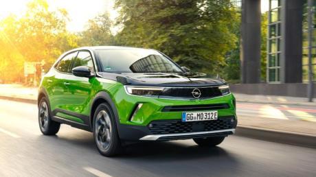 Kleiner SUV mit großer Wirkung: Mit seinem jugendlichen Design dürfte der neue Mokka viele Blicke auf sich ziehen.