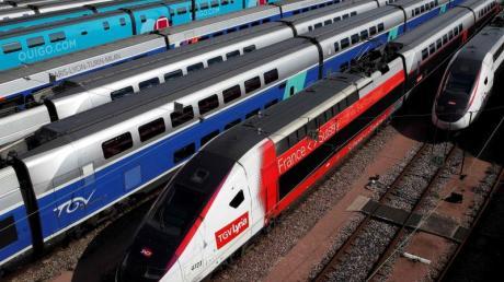 Der Start des TGV in Frankreich 1981 revolutionierte das Bahnreisen, zehn Jahre vorher schon schickte die Bundesbahn den ersten Intercity aufs Gleis.
