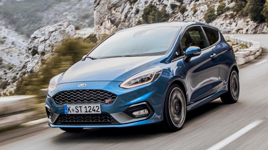 Test So Schnell Können Drei Zylinder Sein Der Ford Fiesta St