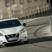 City-Express: der Nissan Micra N-Sport.