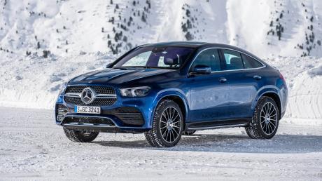 Das Facelift hat den Mercedes-Benz GLE im Design noch gefälliger gemacht.