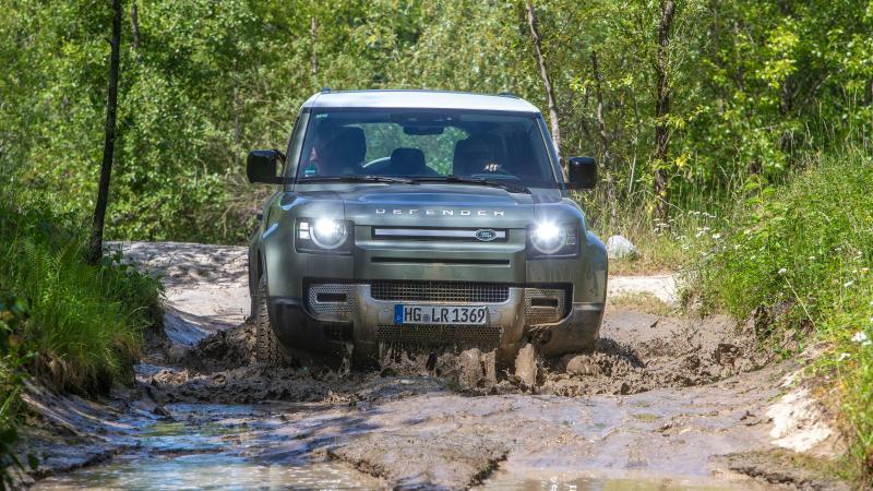 Land Rover Defender: Das Welt-Frauenauto des Jahres im Test