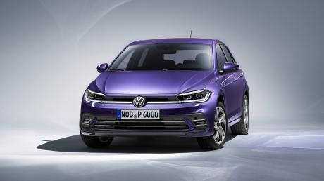 Kleinwagen-Klassiker: der VW Polo, der mit einem Facelift ins neue Modelljahr startet.