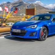 Byebye BRZ: Subarus Sportler rast in den Ruhestand.