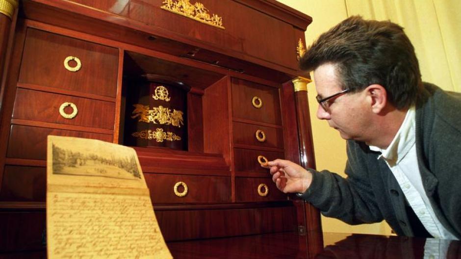 Wohnen: Antiquitäten brauchen prima Raumklima - Bauen & Wohnen ...