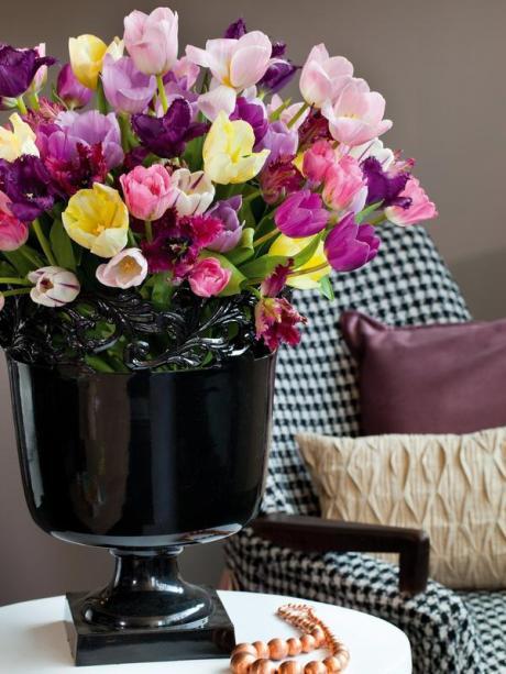 Freizeit Vasenwasser Für Tulpen Nie Vollständig Wechseln Bauen