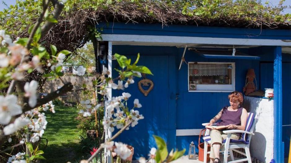 Genehmigung Für Gartenhäuser: Auf Die Größe Kommt Es An