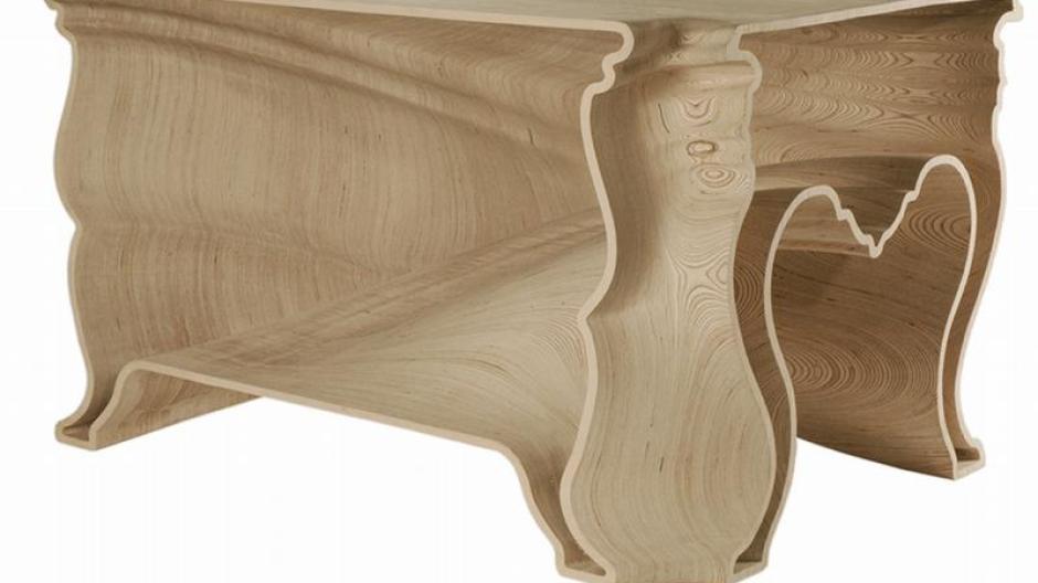 Möbel Designer   Wohnen Mehr Kunstwerk Als Mobel Designer Erfinden Den Tisch Neu