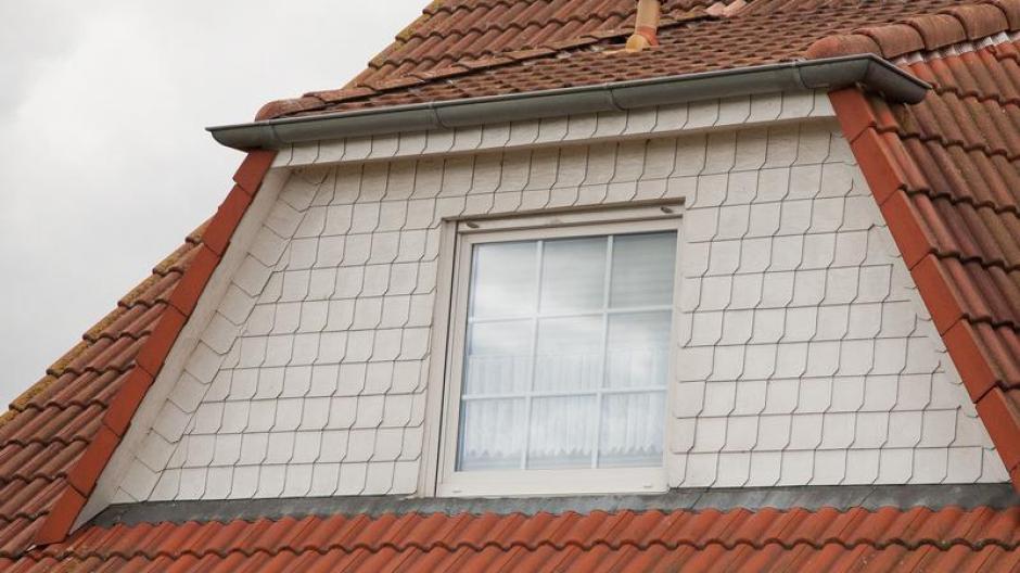 Bekannt Bau: Gaube oder Dachfenster: Licht und Luft für die oberste Etage IQ84