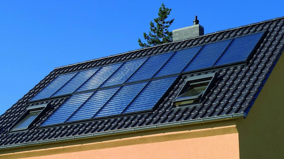 wasser solar  interesting solaranlage fr heies wasser