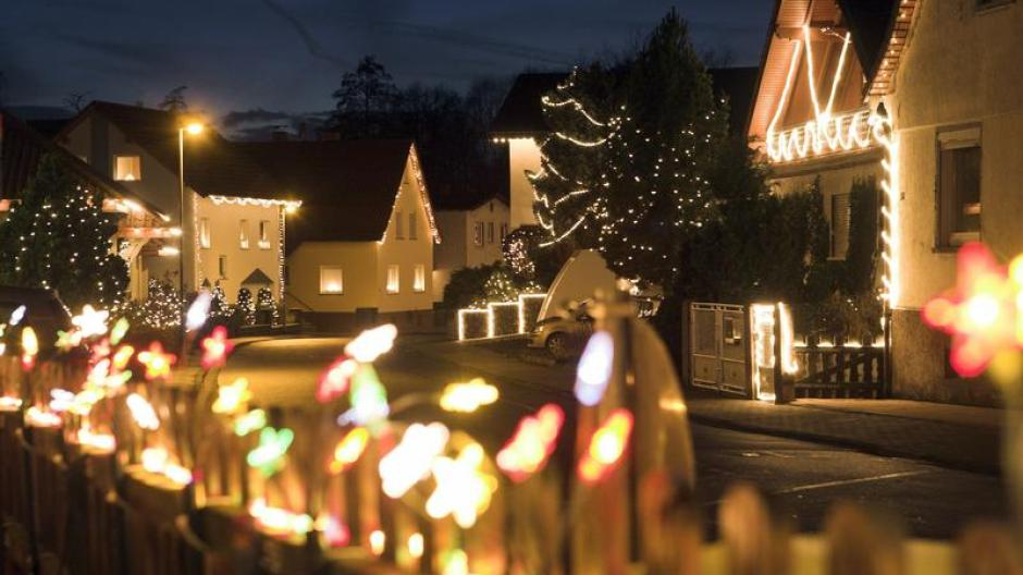 Leuchtmittel Weihnachtsbeleuchtung.Weihnachten Advent Advent Die Lichterkette Klemmt Promis