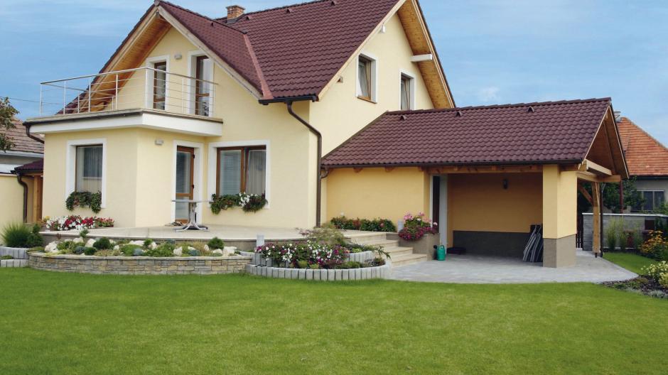 Top Fassadenanstrich schützt das Haus und senkt Energiekosten - Bauen JQ14