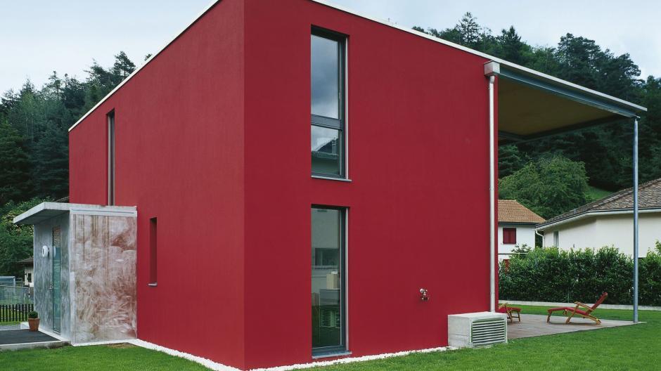 Langlebige Farbenpracht für Fassaden - Bauen & Wohnen ...