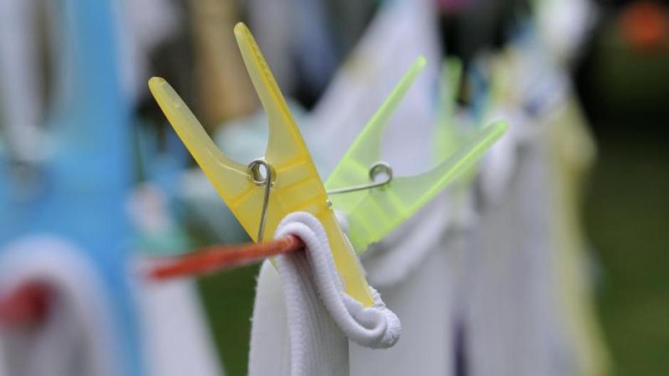 Wäsche trocknen: Wäsche im Winter trocknen: So ...