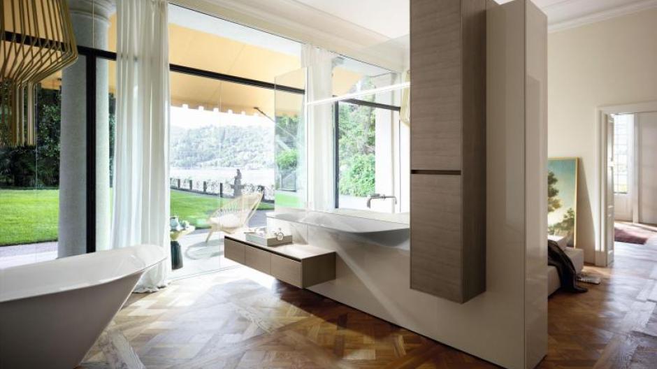 Wohnen: Endlich ausspannen - Das Bad ist das neue Wohnzimmer - Bauen ...