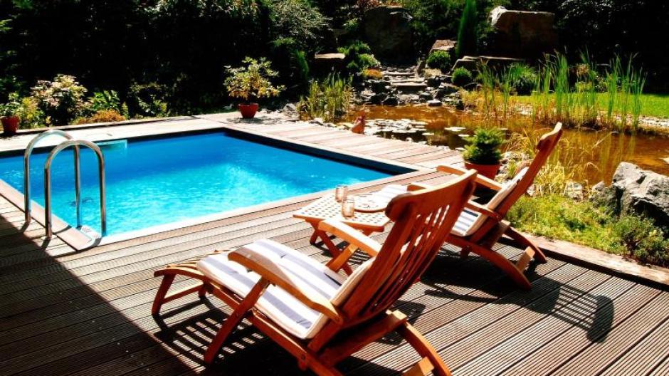 Badespaß Im Eigenen Garten   Einen Swimmingpool Planen