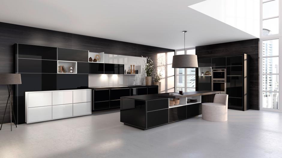 Mittelpunkt Küche: Die Seele der Wohnung - Bauen & Wohnen ...
