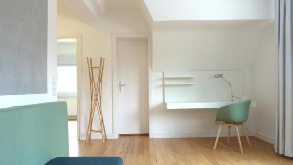 Wohnen Weiß Raus Farbe Rein Die Wohnung Bunt Gestalten Bauen