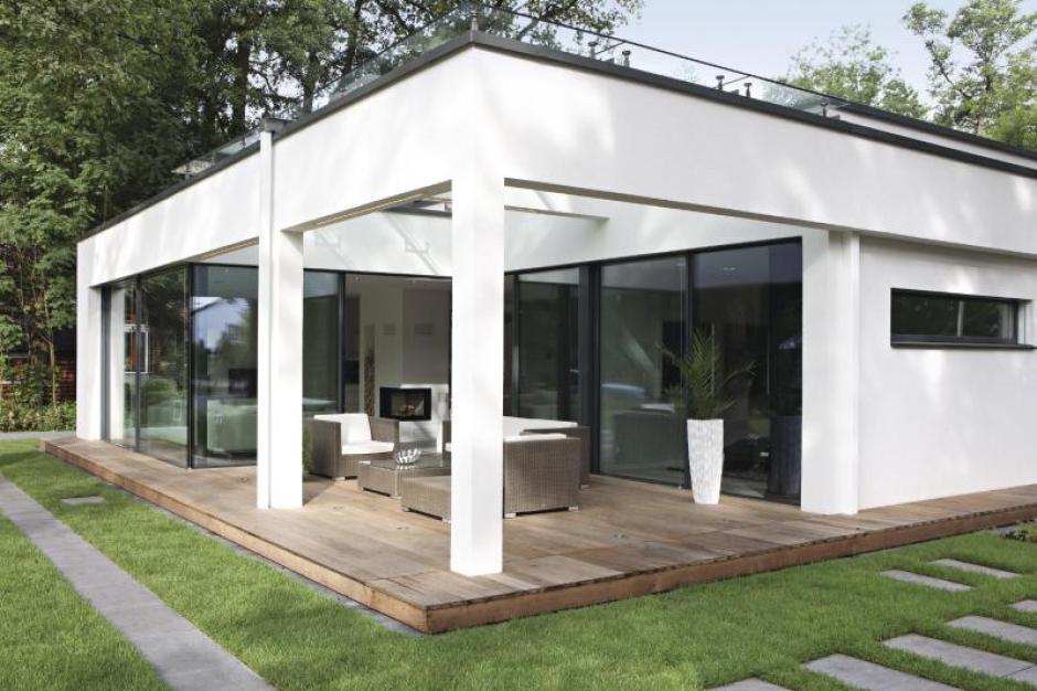 Bungalows standen schon in den 60er Jahren für modernes Wohnen - und ...