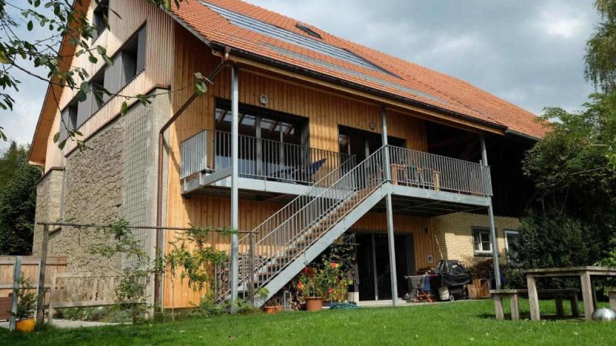 Bau: Neue Bauideen: Scheune in ein Traumhaus verwandeln - Bauen ...