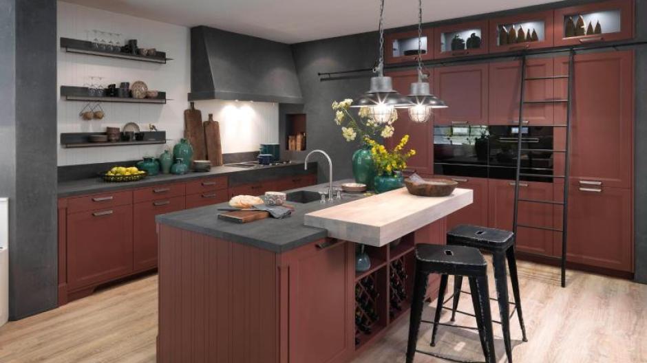 Immobilien Kochen Und Plauschen Sitzplatze In Die Kuche