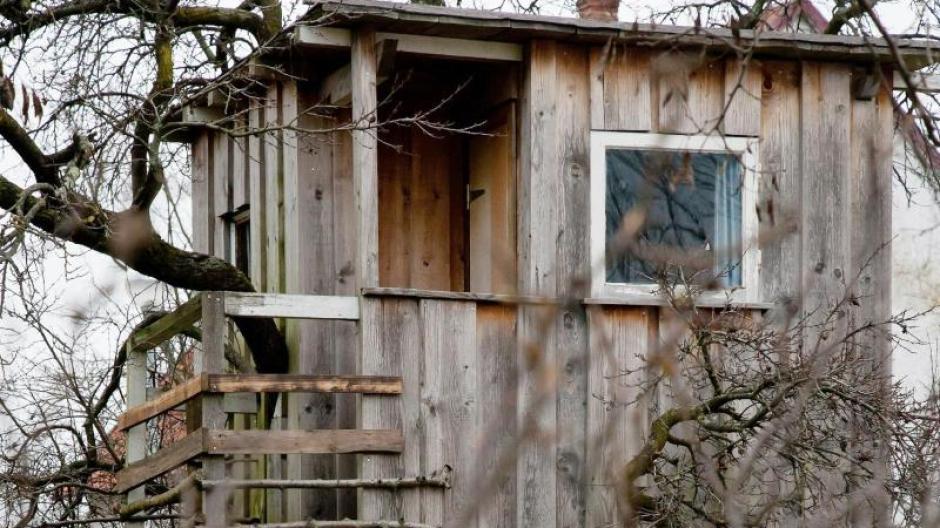 Mietrechtstipp Eltern Dürfen Spielhaus Im Garten Errichten Bauen