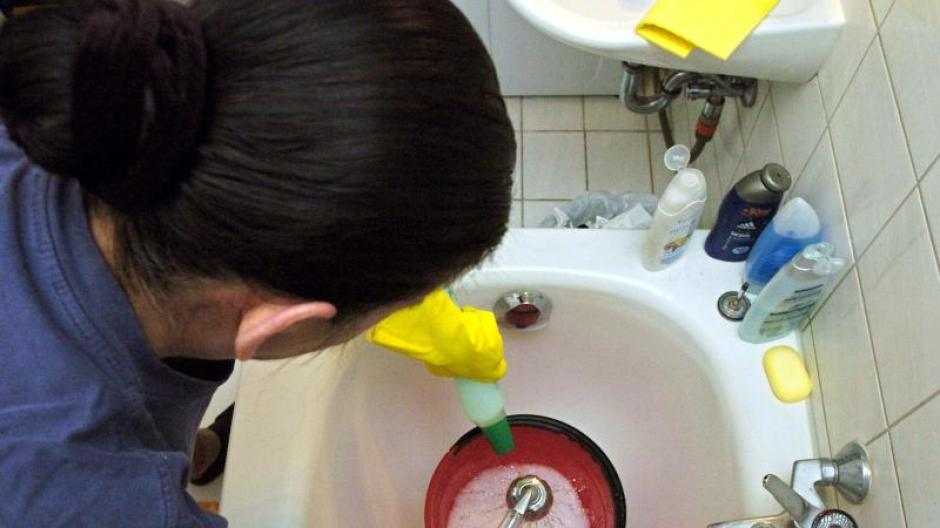 Hausputz Putzen Kann Das Sterberisiko Von Mannern Erhohen