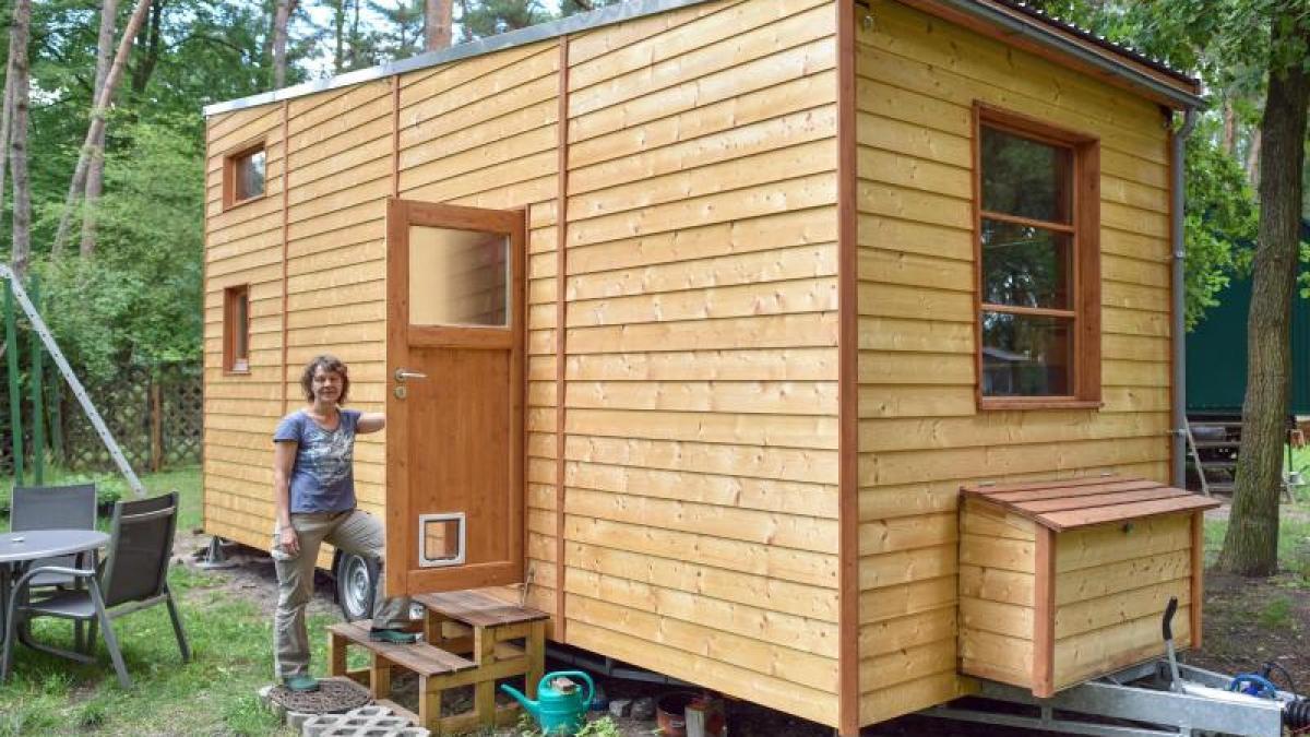 Tiny House Bauen einfach leben tiny house wohnen im mini eigenheim bauen wohnen