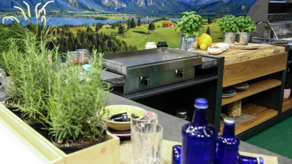 Outdoorküche Bauen Jobs : Kochen im freien bei outdoorküchen wächst das angebot bauen
