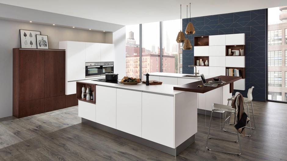 Die Kuche Ist Trendsetter Fur Das Smart Home Bauen Wohnen