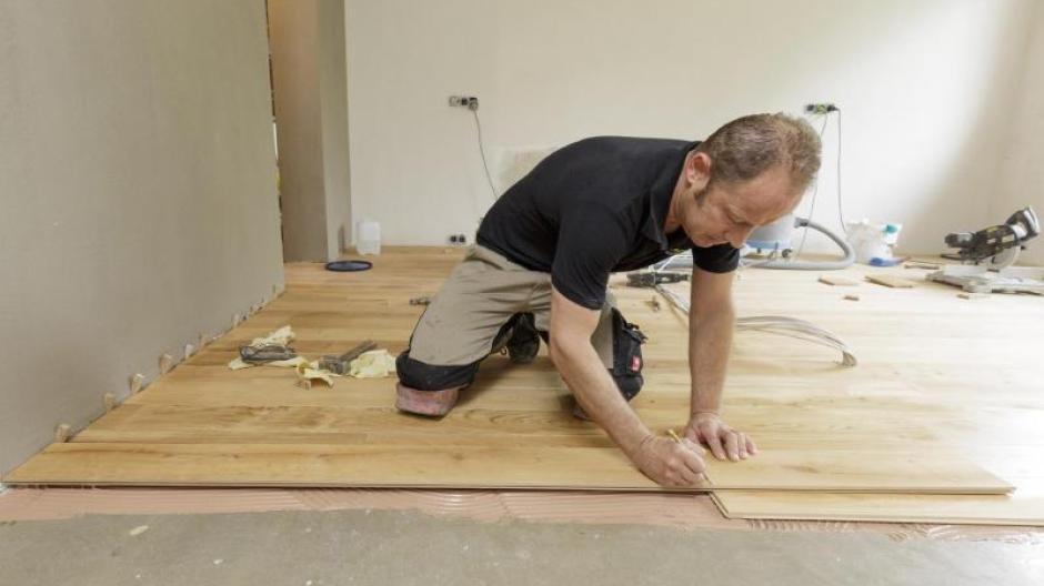 Klick Fur Klick Wie Heimwerker Ein Fertigparkett Und Laminatboden
