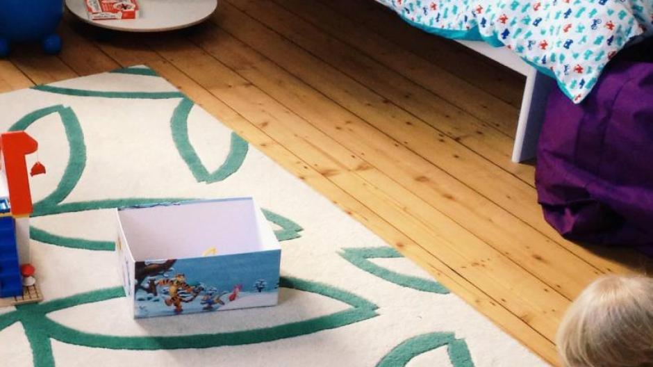Boden Mobel Wande Das Kinderzimmer Sicher Einrichten Bauen