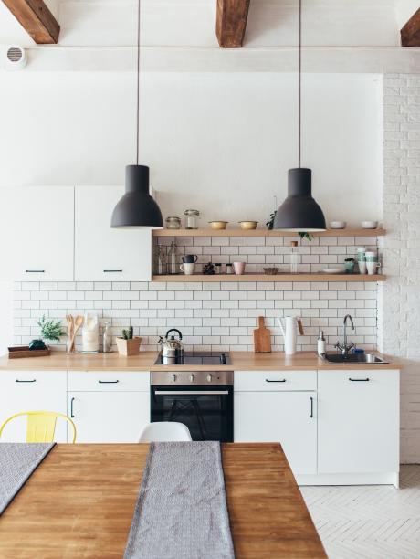 Modernisieren/Renovieren: Upcycling: Wie aus der alten Küche eine ...