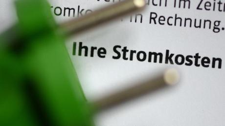 Im Januar kostete Strom in Deutschland etwa 4 Prozent mehr als im Vorjahr.