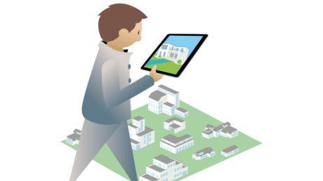Manche Immobilienanzeige im Internet liest sich zu gut. Hinter solchen Angeboten können Betrüger stecken.