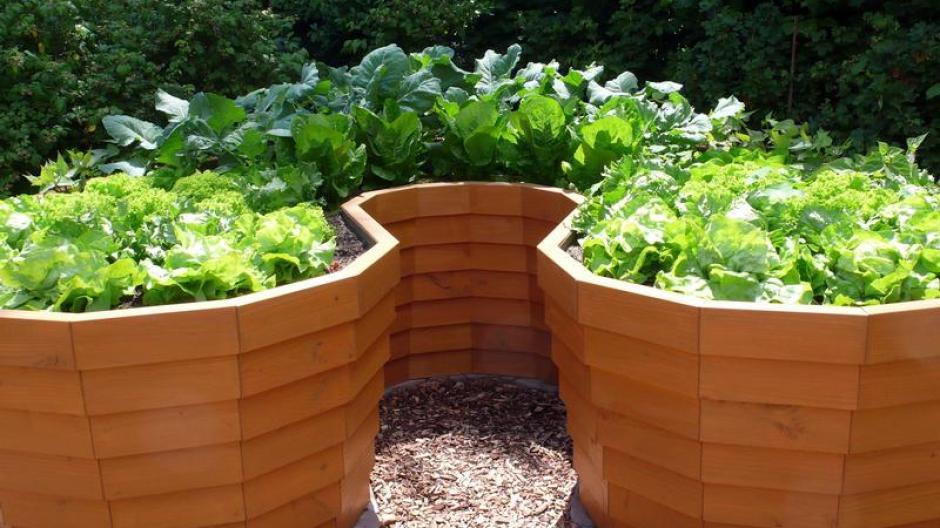 Garten Fruhere Ernte Langere Saison Hochbeete Richtig Anlegen