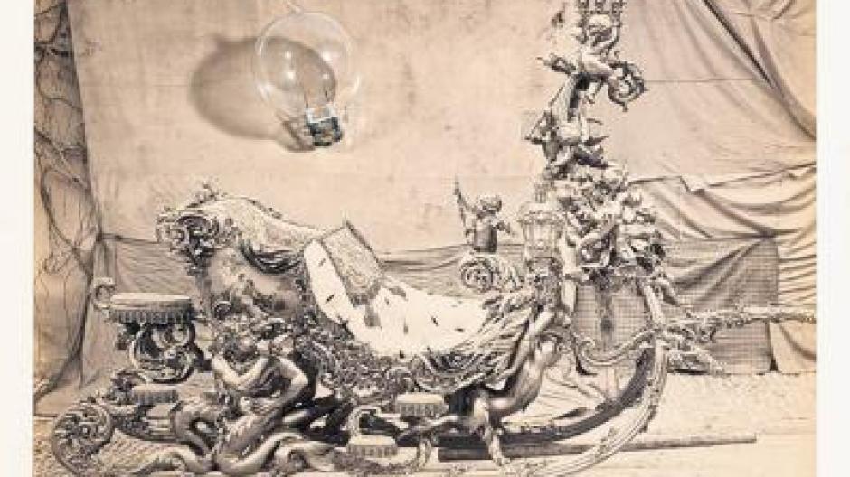 Fundstücke: Die Krone leuchtete nur noch für Ludwig II ...