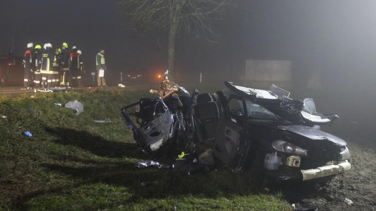 Donauwörth: Zwei 16-Jährige sterben bei Unfall: Todesfahrer ab ...