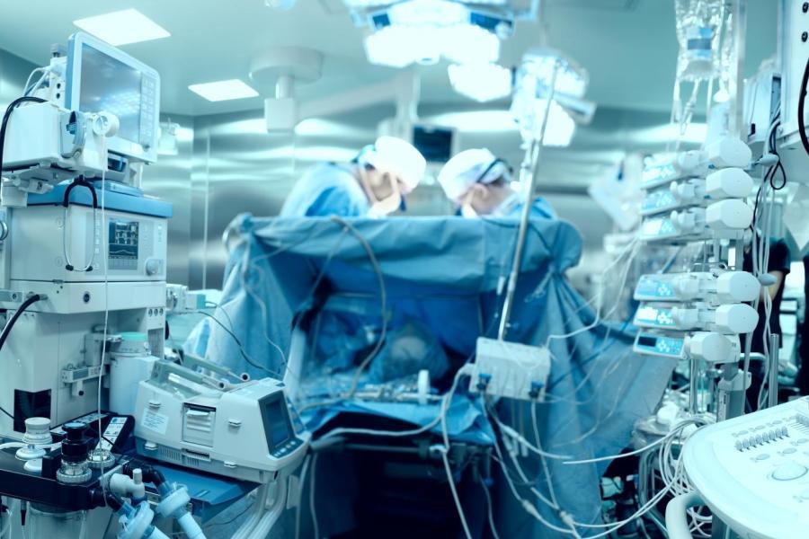 Was sagt man wenn jemand operiert wird