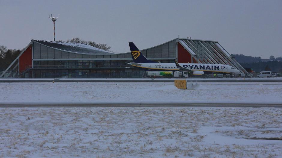 Memmingen Allgäu Airport Ausbau Bleibt Weiter Zitterpartie