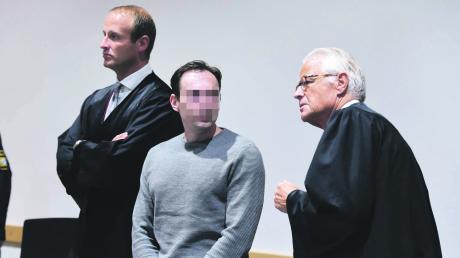 Der Prozess zum Doppelmord von Hirblingen geht weiter.