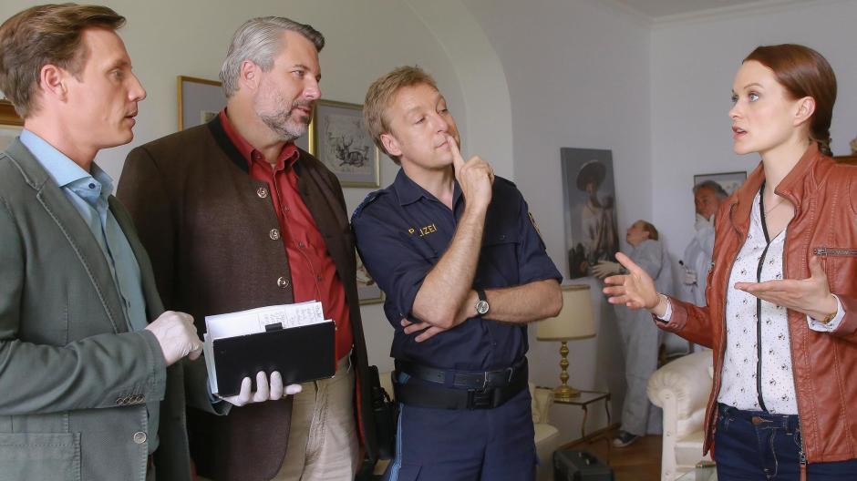 Tv Krimi Mit Wohlfühl Effekt Rosenheim Cops Feiern 400 Folge
